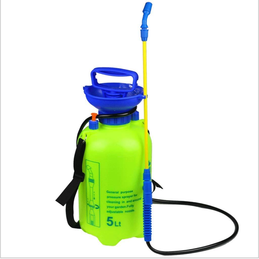 WXH Annaffiatoi Annaffiatoio da Irrigazione A Pressione con Irrigazione A Fiore, Tipo A Spalla, Irrigazione A Mano A+ (colore   Giallo)