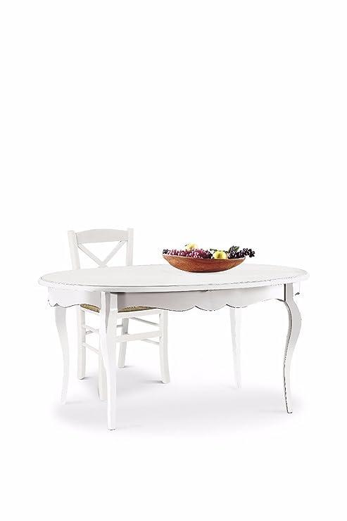 L\'Aquila Design Arredamenti CLASSICO tavolo da pranzo Shabby Chic ...