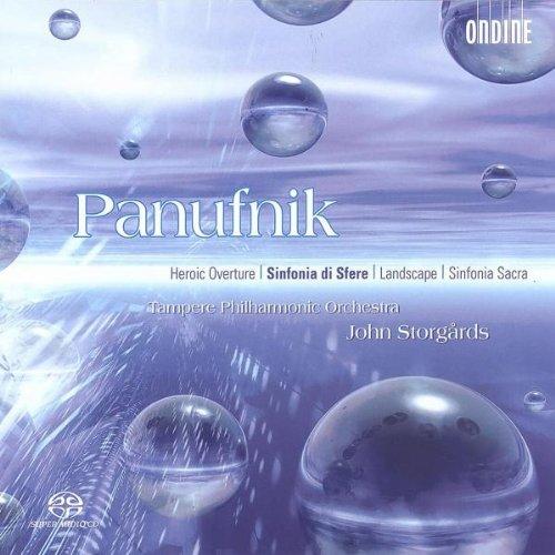 PANUFNIK / TAMPERE PHILHARMONIC / STORGARDS