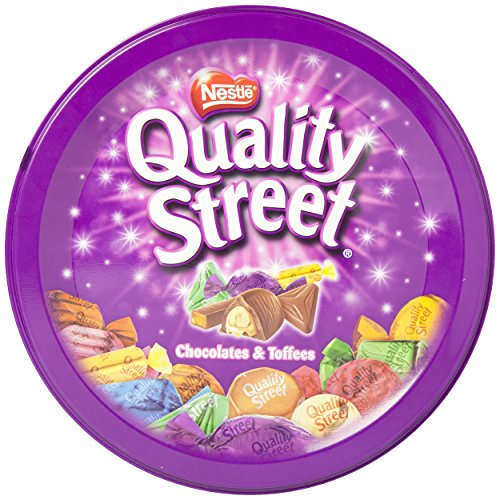 Nestle Quality Street Round 480g