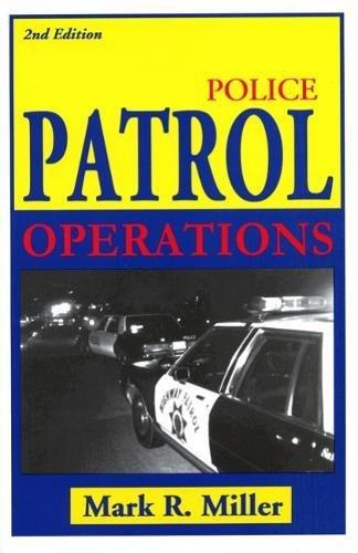 Police Patrol Operations
