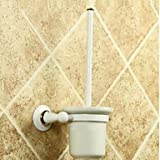 Painting Finish Toilet Brush Holder