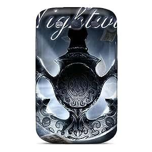 PVX2462UnUA Snap On Case Cover Skin For Galaxy S3(nightwish)