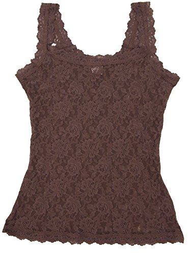 Hanky Panky Signature Lace Chemise Cappuccino USLarge (Brown Chemise Womens)