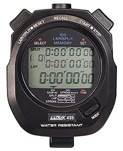 Amazon.com: Ultrak 495 100 Lap Memoria Cronómetro (2-Pack ...