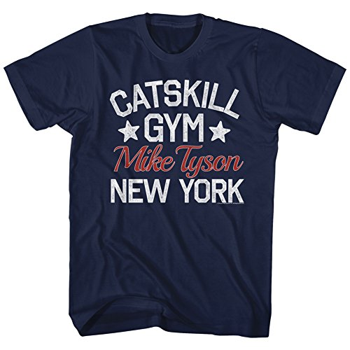 American Classics Mike Tyson Catskill Gym New York Boxer Fighter Adult T-Shirt