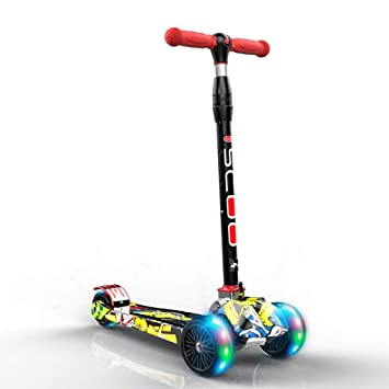 Amazon.com: Patinetes para niños de 3 ruedas, patinete ...