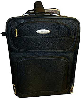 "Samsonite Life's A Journey 19"" Rolling Travel Bag, Black"