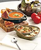 Stoneware Chip, Dip, Soup & Side Bowls for