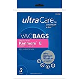 Ultra Care Vac Bags Kenmore Vacuums Type E (3)