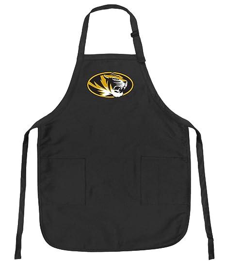 Missouri MIZZOU Apron LARGE APRONS Men Ladies Man Grilling Barbecue