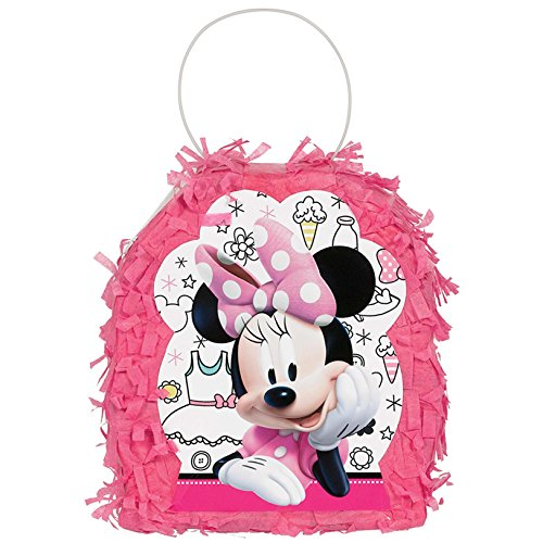 Amscan Tissue Favor Container   Disney Minnie Mouse