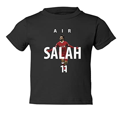 Tcamp Soccer Liverpool Air Salah  11 Mohamed Salah Little Kids Girls Boys  Toddler T- 75abea81b