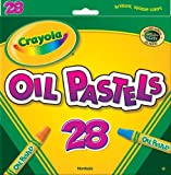 Crayola 673916 Oil Pastels - 28-Package