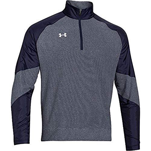 - Under Armour Men's Team Performance Fleece 1/4 Zip Pullover