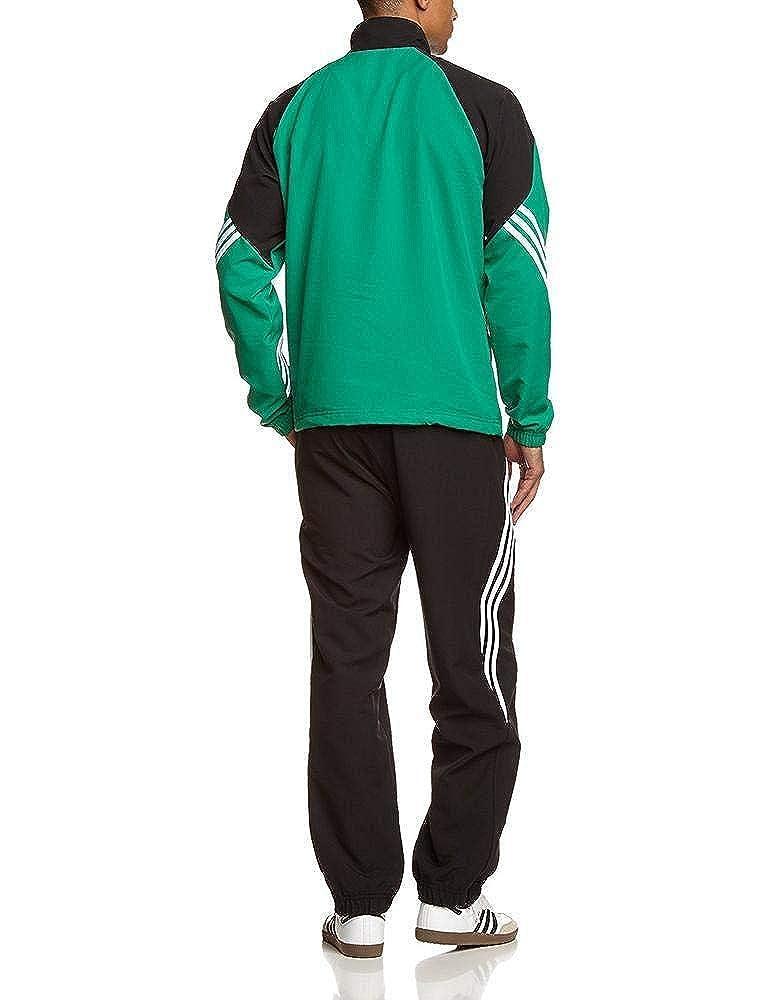 adidas Herren Fu/ßball Bekleidung Sere14 Pr/äsentations Trainingsanzug