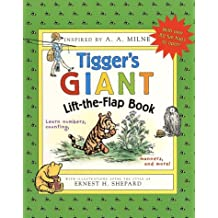 Tigger's Giant Lift-the-flap Book (Winnie-the-Pooh) by A. A. Milne (2000-08-28)
