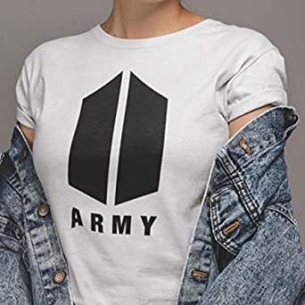 BTS ARMY T-Shirt for Women