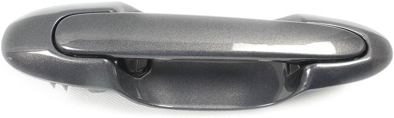 DM132S4 Rear Right Outside Door Handle For 2000-2006 Mazda MPV 32S Galaxy Grey