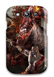 Popular ZippyDoritEduard New Style Durable Galaxy S3 Case (VehfTYp3441PrWhg)