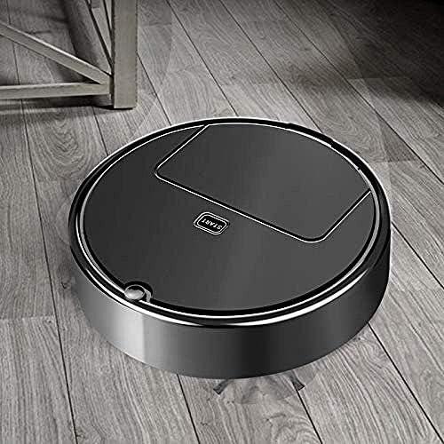 Art Jian 3 dans 1 Smart Aspirateur, Bureau Balayer Robot de Balayage d\'aspiration Faites Glisser la Machine 1200Pa Humide Aspirateur à Sec