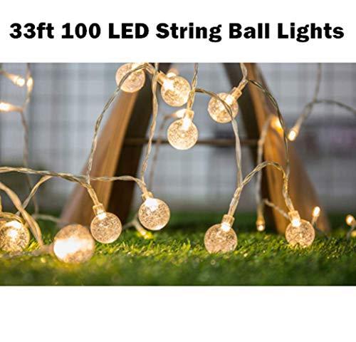 100 Led Light Ball