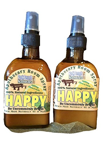 Natural Room Spray Happy by Park Bench Naturals