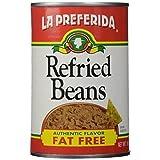 La Preferida Bean Refried Ff Authentic