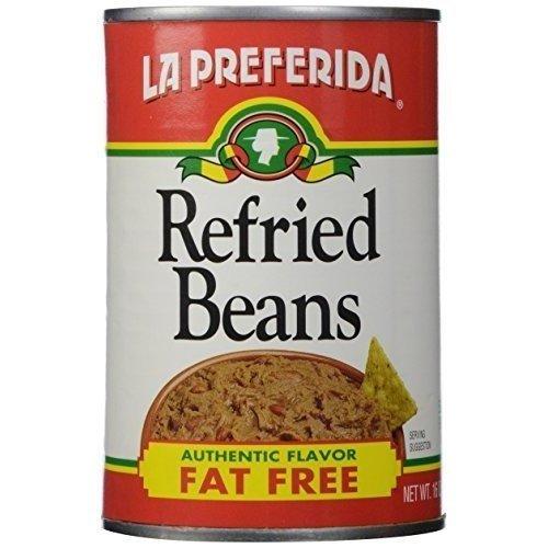 La Preferida Bean Refried Ff Authentic by La Preferida