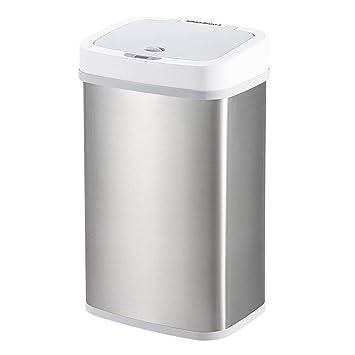 Amazon.com: Papelera inteligente de inducción desodorante ...