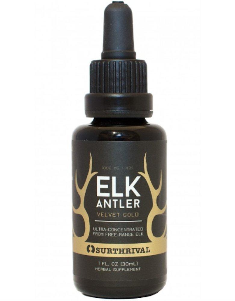 SurThrival Elk Antler Velvet Gold 30ML