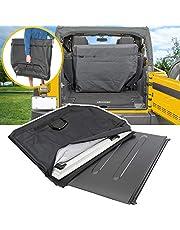 Freedom Panel Hard Top Storage Bag with Handle for 2007-2021 Jeep Wrangler JK JKU JL JLU Sports Sahara Freedom Rubicon Unlimited Gladiator JT 2-Door & 4-Door (Black)