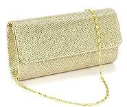 Evening Bag Clutch Purses for Women ,iSbaby Ladies Sparkling Glitter Party Handbag Wedding Bag