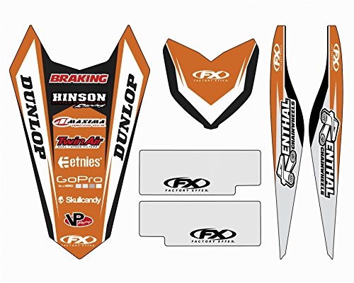 Factory Effex Graphics Kits - Factory Effex (17-50510) Standard Trim Graphic Kit