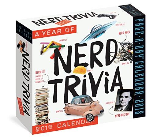 Science Trivia (A Year of Nerd Trivia 2019 Calendar)