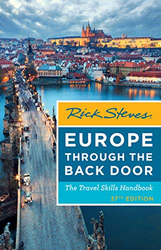 51z4Y TA iL - Rick Steves Europe Through the Back Door: The Travel Skills Handbook