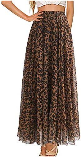 Chiffon skirts long _image2