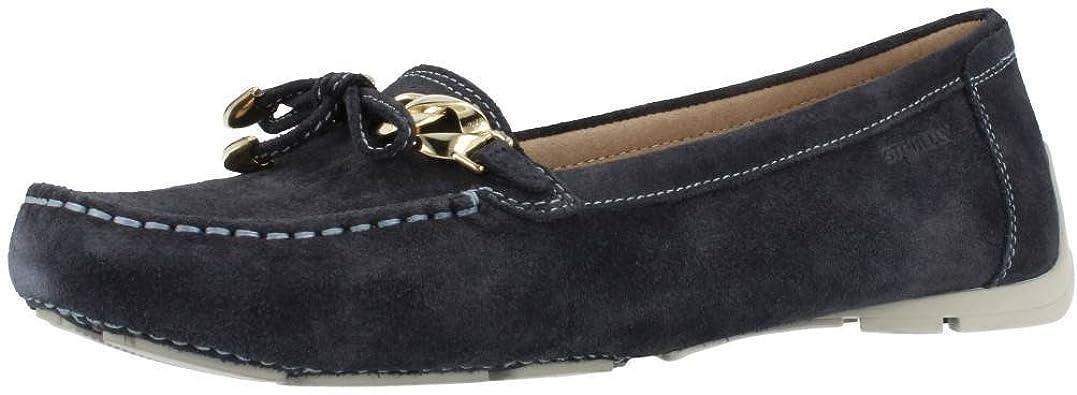 Mocasines para mujer, color Azul , marca STONEFLY, modelo Mocasines Para Mujer STONEFLY KELLY 1: Amazon.es: Zapatos y complementos