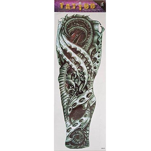 Just Fox – temporäres Tattoo tatuaje de serpiente Diseño Artístico ...
