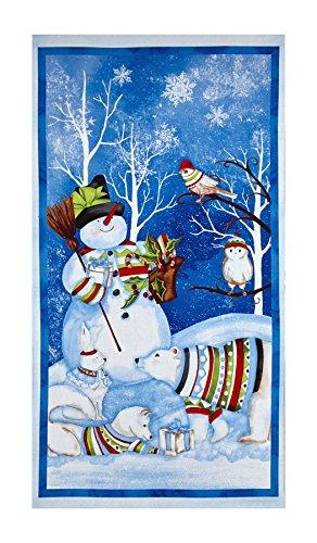 Snowman Panel - 8