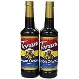 Torani Syrup, Blood Orange, 25.4 Ounce (Pack of 4) by Torani