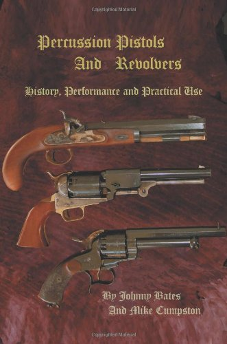 Percussion Pistol (Percussion Pistols And Revolvers: History, Performance and Practical)