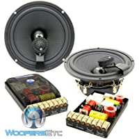ES-62i Braxial - CDT Audio 6.5 180W RMS 2-Way Component Speakers System