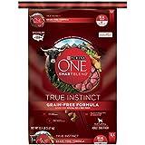 Purina ONE SmartBlend True Instinct Natural Grain-Free Formula with Real Beef & Sweet Potato Adult Dry Dog Food - 12.5 lb. Bag