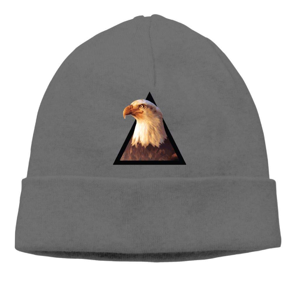 Eagle Triangle Beanies Knit Hat Ski Caps Unisex