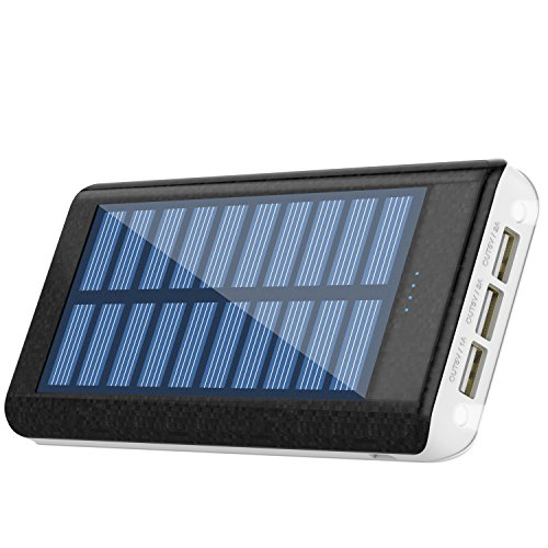 Solar Usb Charger With Battery Backup - 4