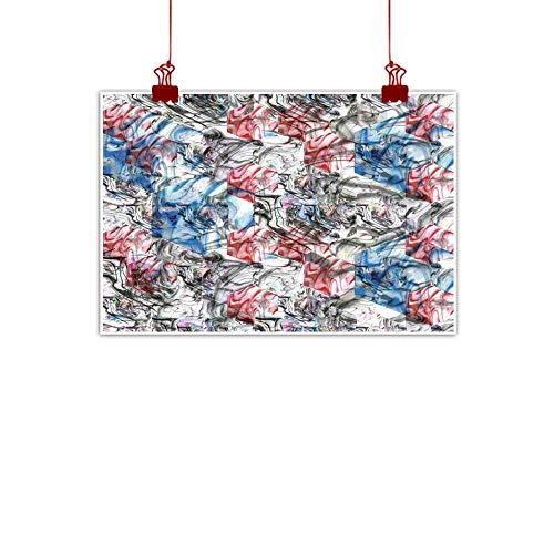 Easel Scrapbooking Frames - Wall Art Decor Poster Painting Abstract marbling background Texture of a marble stone Seamless pattern for your design wallpaper gift wrap textile design clothes scrapbooking Wall Art Decor Poster Pa