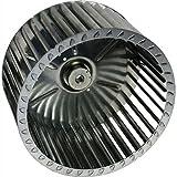 Revcor Single Inlet Blower Wheel 9 7/8 in. DIA. 1/2 Bore CW Tab Lock