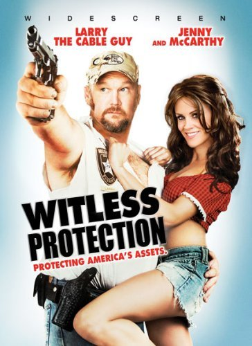 Witless Protection Widescreen Larry Cable