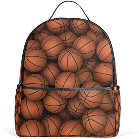 Deporte Baloncesto Mochilas Ordenador Bolsa de Libros Viajes ...